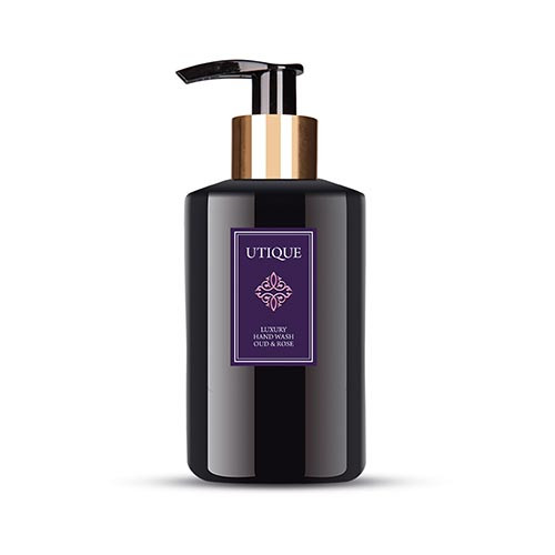 UTIQUE LUXURIÖSE SEIFE OUD & ROSE 300 ML