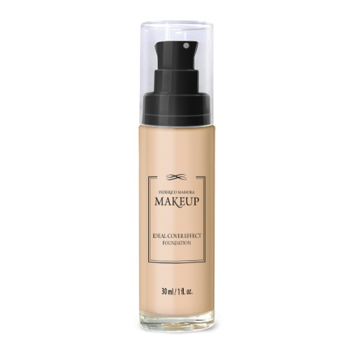 IDEAL COVER EFFECT FOUNDATION - NUDE